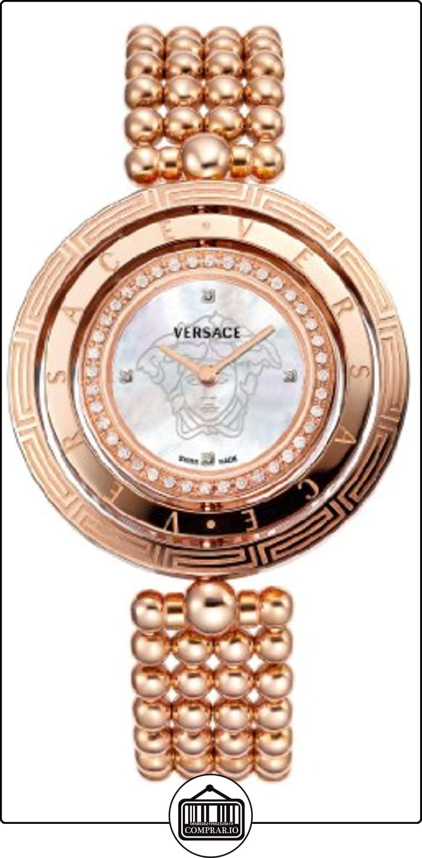 Versace 80Q81SD497 S080 - Reloj de cuarzo para mujeres, correa de ...