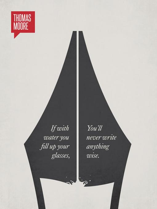 25 citas célebres ilustradas por Ryan McArthur - ceslava