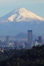 Volcanes de México