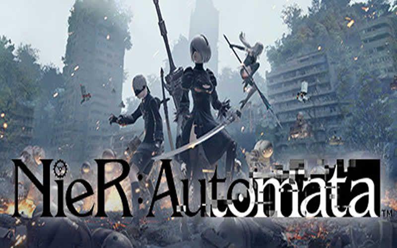 Nier Automata Game Review Nier Automata Ps4