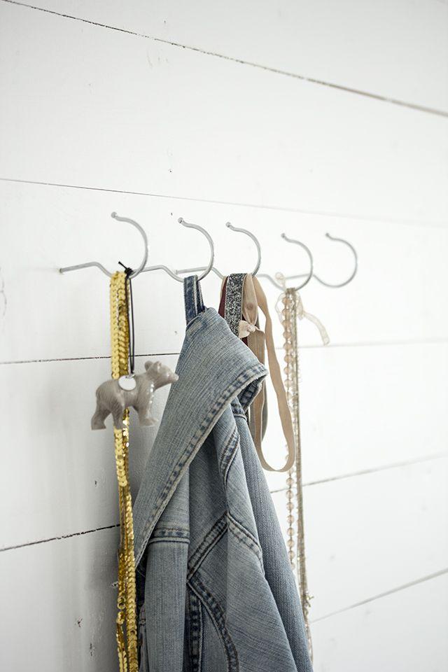 für handtaschen oder jacken
