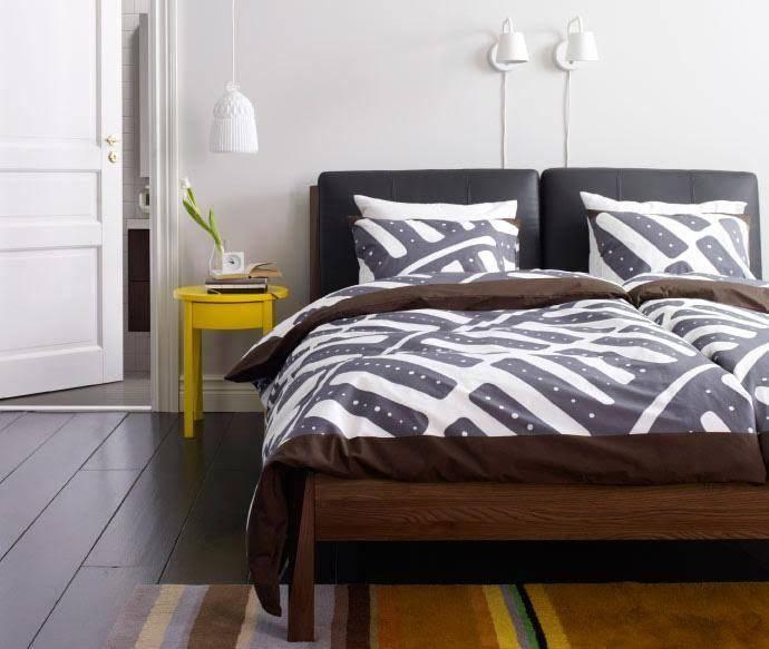 Betten aus Holz Ikea schlafzimmer ideen, Bett modern