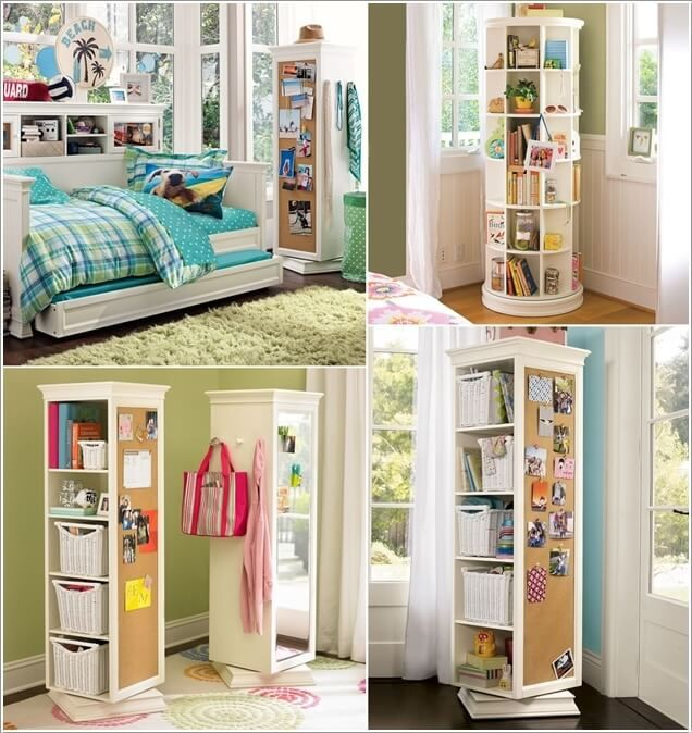 Diy Storage Ideas For Small Bedrooms: If You Live In An Apartment With Small Bedrooms Then