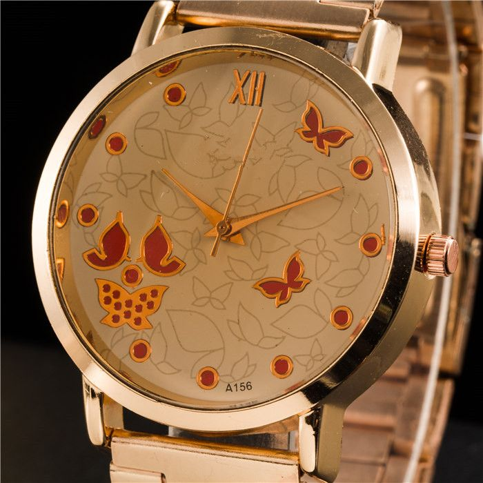 >> Click to Buy << Fashion Women Watches Analog Display Stainless Steel Elegant Quartz Watch Life Good Gift Lady Watch With Relogio Feminino CLOCK #Affiliate