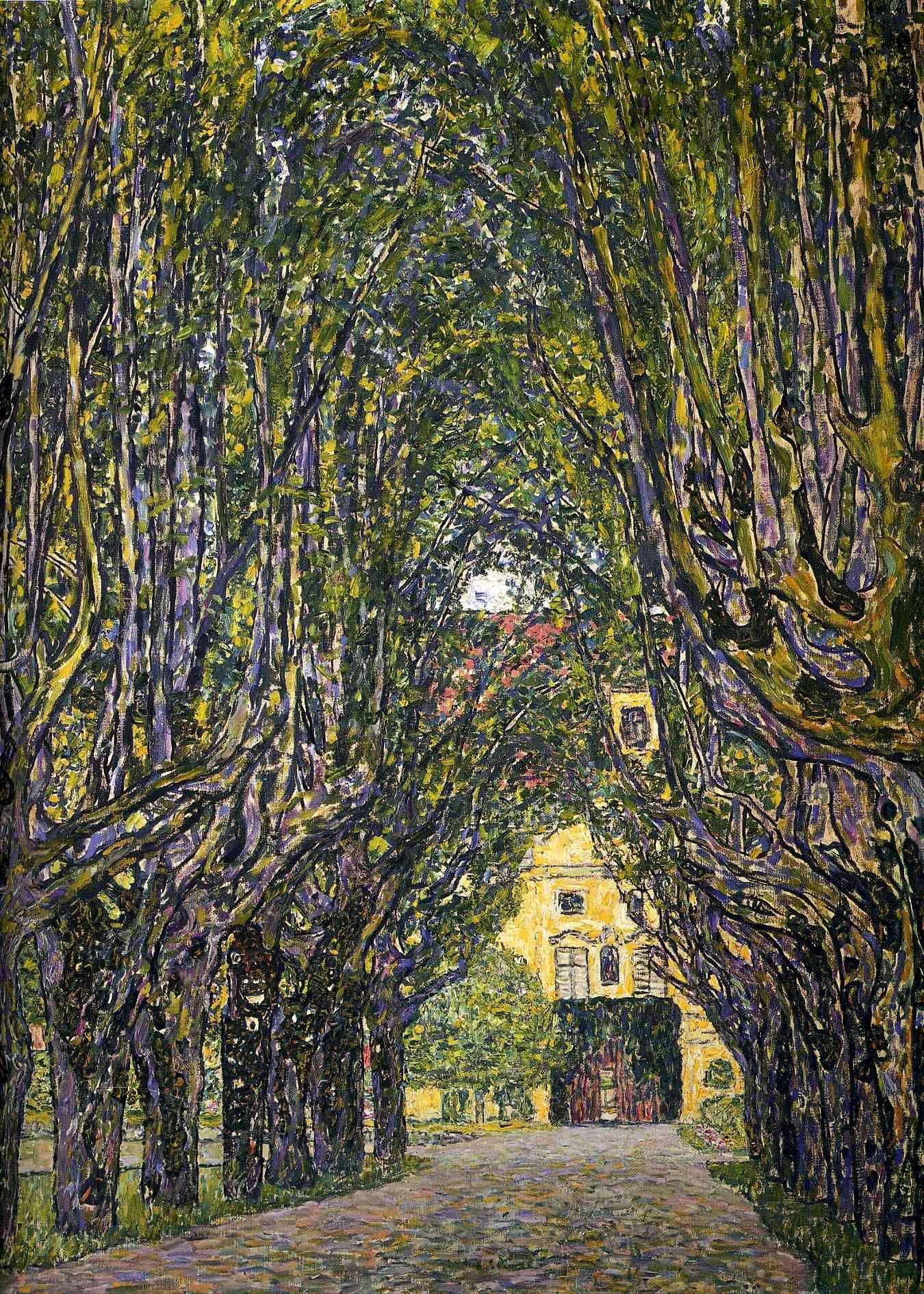 Pin By Mark Dylan Sieber On Gustav Klimt Landscapes Townscapes Klimt Klimt Art Gustav Klimt Art