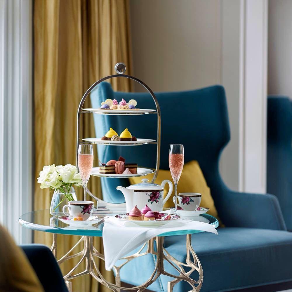 The Langham, Sydney Afternoon tea, High tea, Sydney hotel