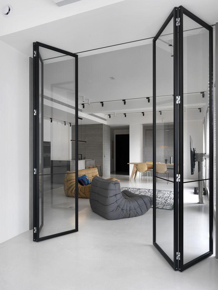 Chiang House / 2BOOKS design / Idea cerramiento cocina!!!!! | HOME ...