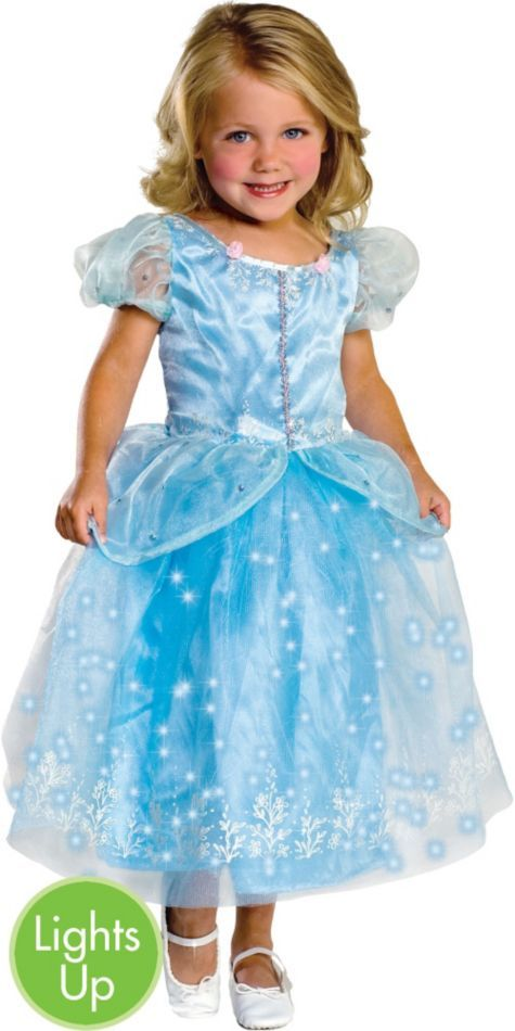Girls Light Up Crystal Princess Costume Party City Princess Costumes For Girls Toddler Princess Costume Party City Costumes