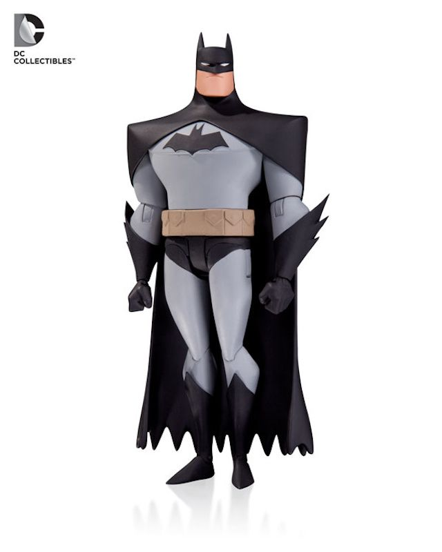 Meet the animated Batman action figures you always dreamed of