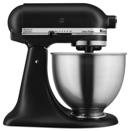 Kitchenaid 300 Watts Ultra Power Stand Mixer Red In 2019