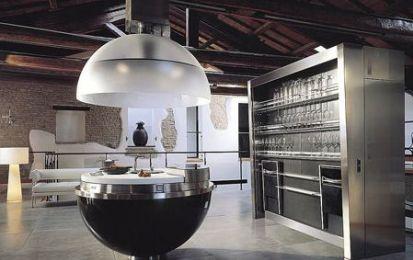 Cucine Gatto: Sheer, la cucina hi-tech del futuro | Cucina e Design