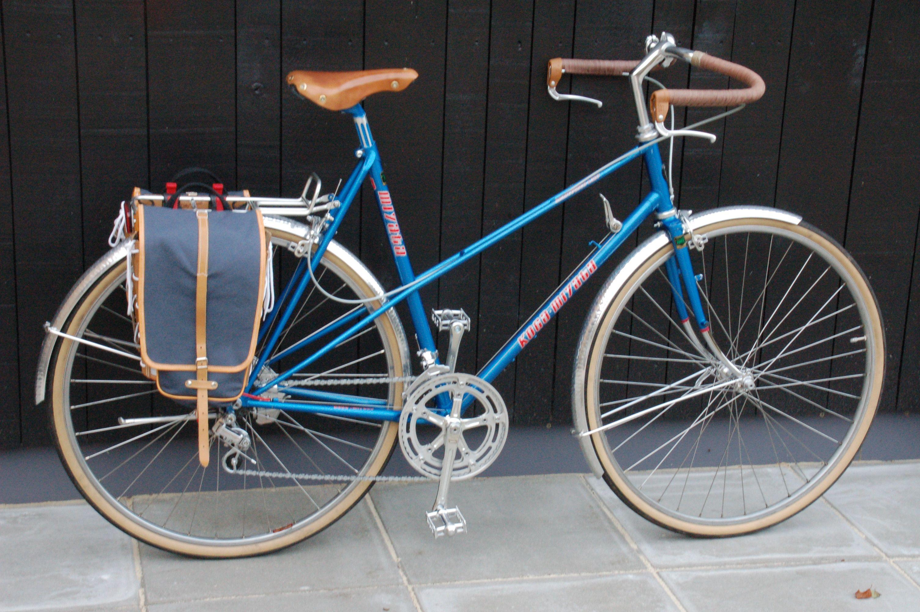 koga miyata cycle style mixte frame gilles berthoud - Mixte Frame