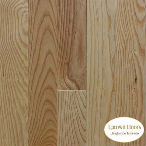 "Ash Reserve engineered clear grade. Offered in 3 1/4 inch to 5 1/4"" width. Random lengths one to eight feet. Unfinished & prefinished."