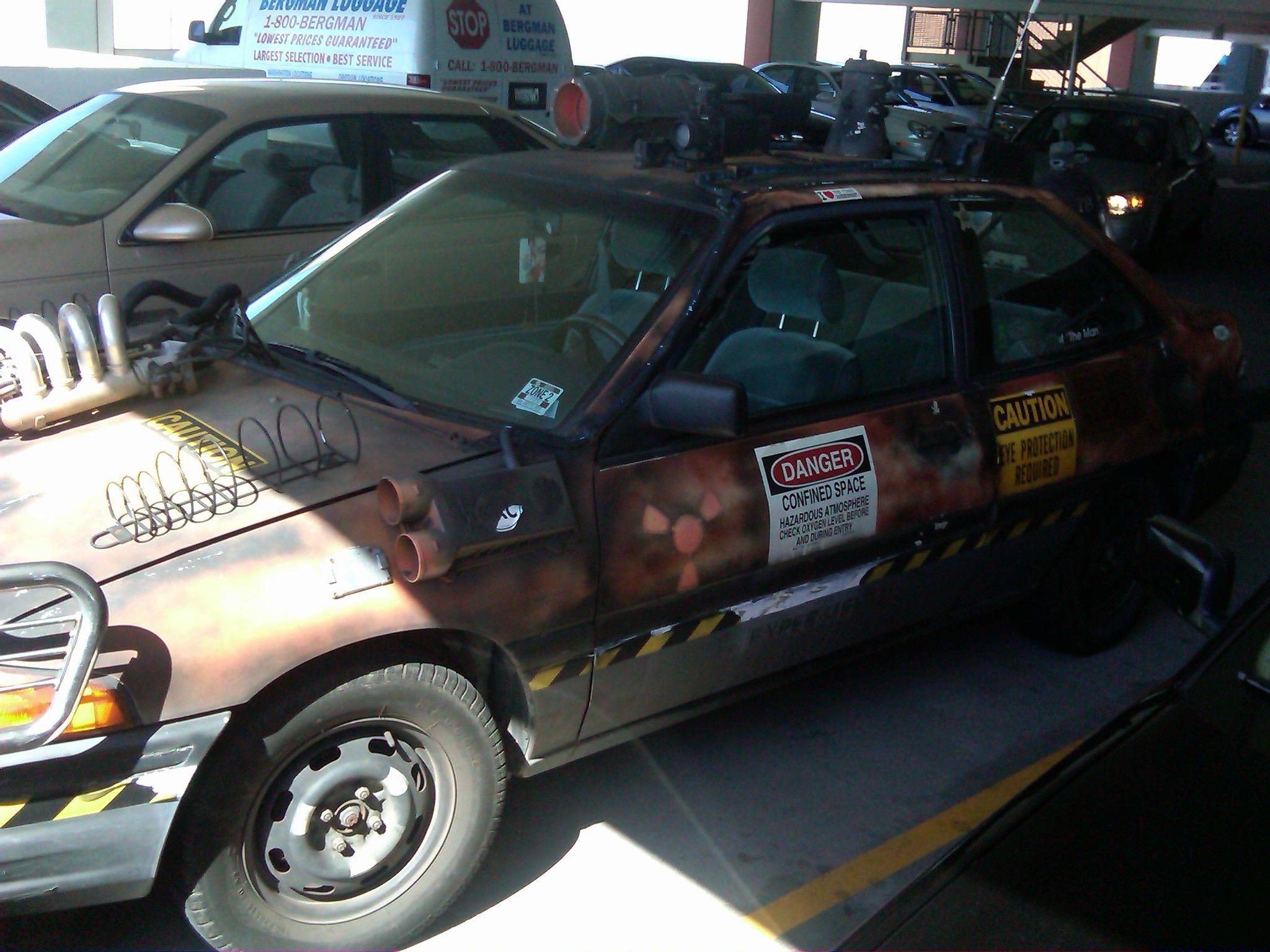Escorts Seattle Wa >> Apocalypse Ready Ford Escort Found In North Seattle Wa