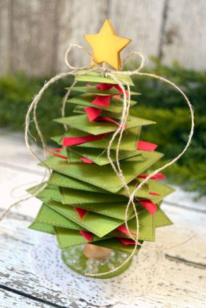 Stitched Layers Tree