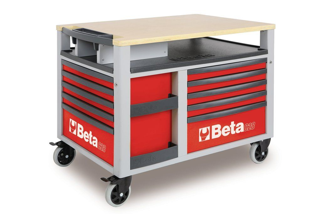 Beta Tools C28 O Supertank Rolling Tool Chest 10 Drawer In 2018