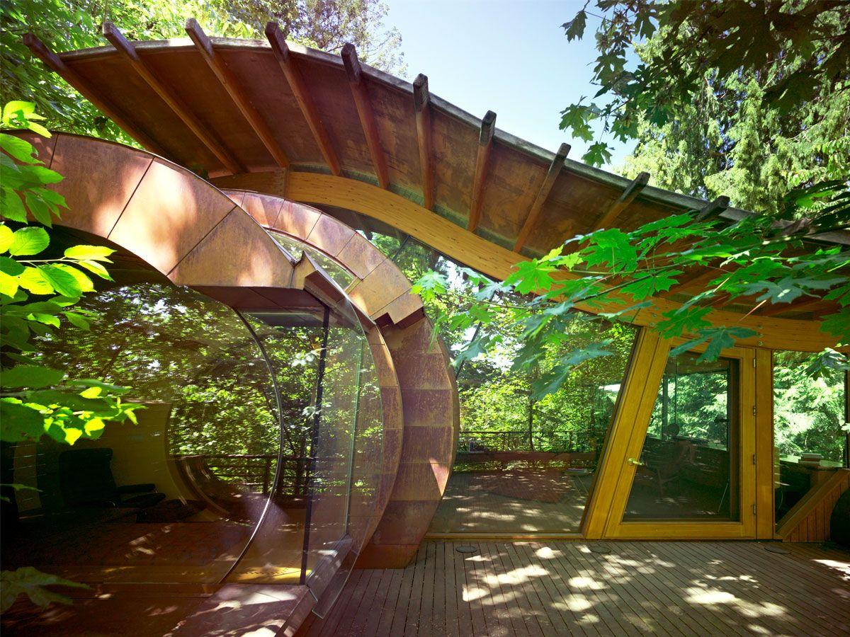 wilkinson residence  robert harvey oshatz  organic architect  - wilkinson residence  robert harvey oshatz  organic architect