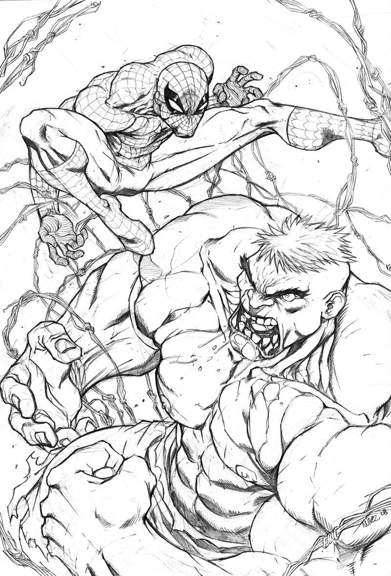 Lujo Increíble Hulk Smash Para Colorear Imágenes - Ideas Para ...