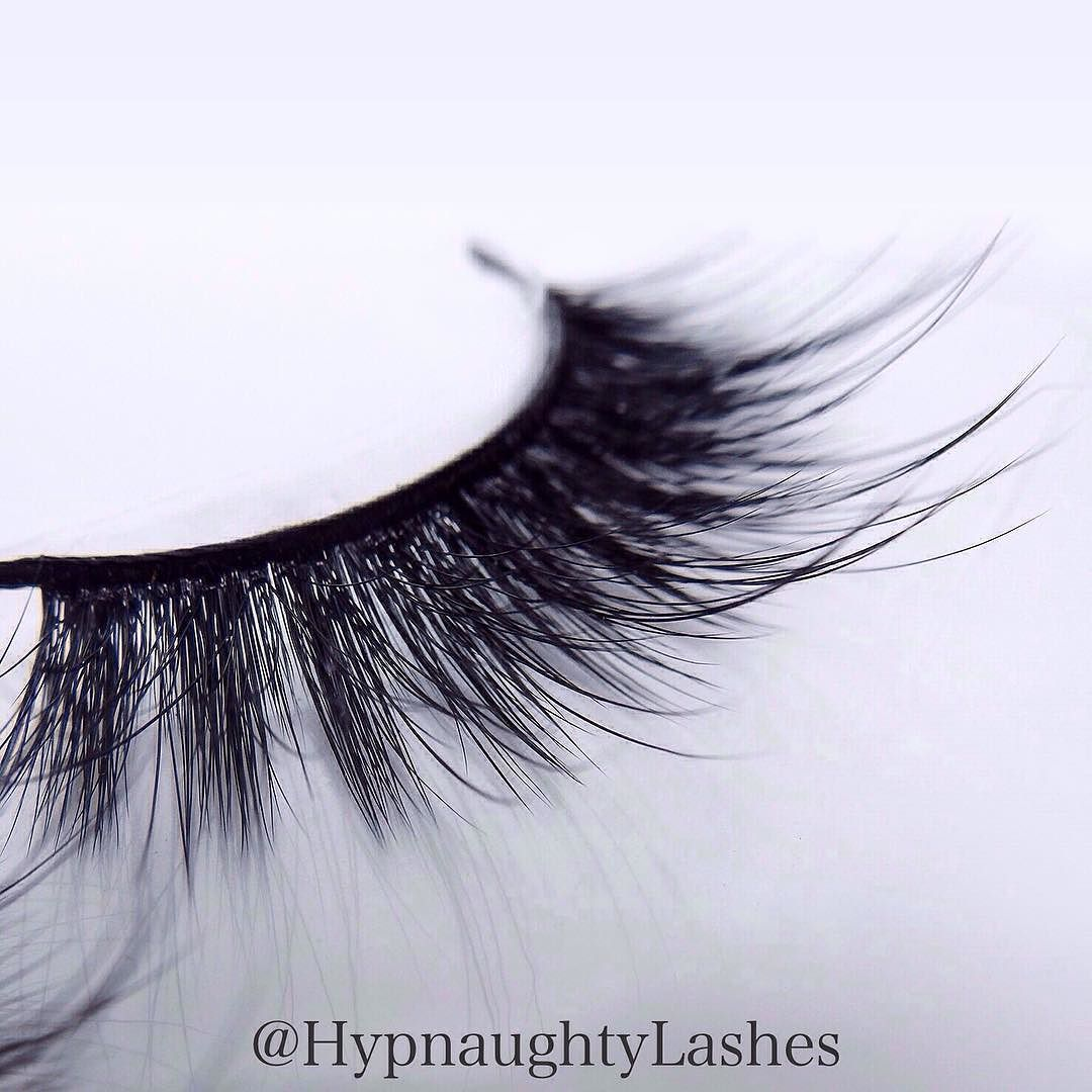 Our 3D Silk lashes in style HypNaughty  Up to 30 wears! Use promo code Beauty10 for discount  Free US shipping on orders over $50 at: http://ift.tt/1Twax2X or link in bio! #HypnaughtyLashes