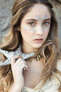 jesy almaguer photography  artistry makeup mermaid hair