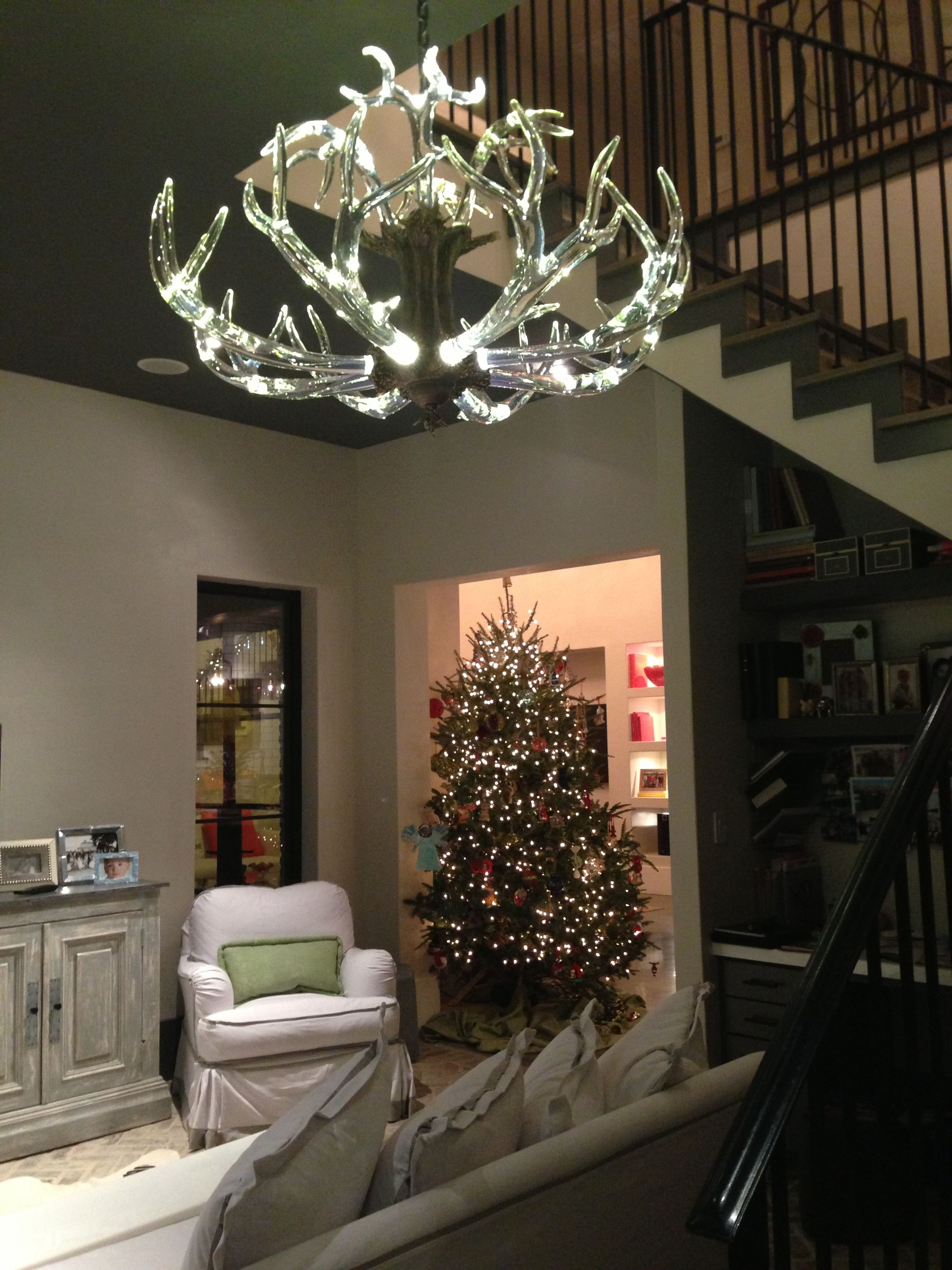Best Christmas Gift Ever The Crystal Antler Chandelier By