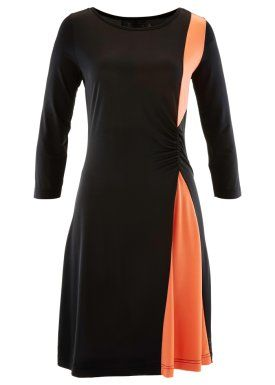Penye Elbise Siyah Bonprix Moda Kiyafetler The Dress Elbise