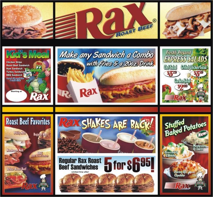 Episode 016 The Big Chill Car Visors Rax S Roast Beef And