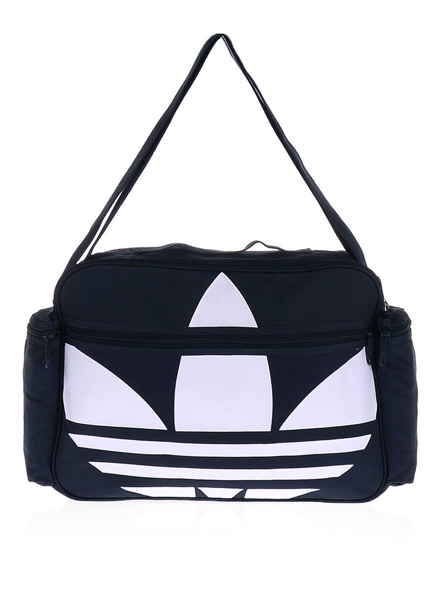 55a2860392 Adidas Originals Airliner Canvas Messenger Bag