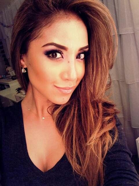 Latina Goals On Twitter Twitter Ig Megaanngood: Dulce Candy ♥ Caramel Colored Hair ♥ Latina ♥