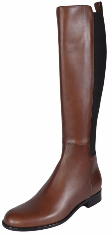 dc2a9aac1132 NEW Gucci Women s 370426 Leather Interlocking GG Tall Riding Boots Shoes 38  8  Gucci  RidingEquestrian