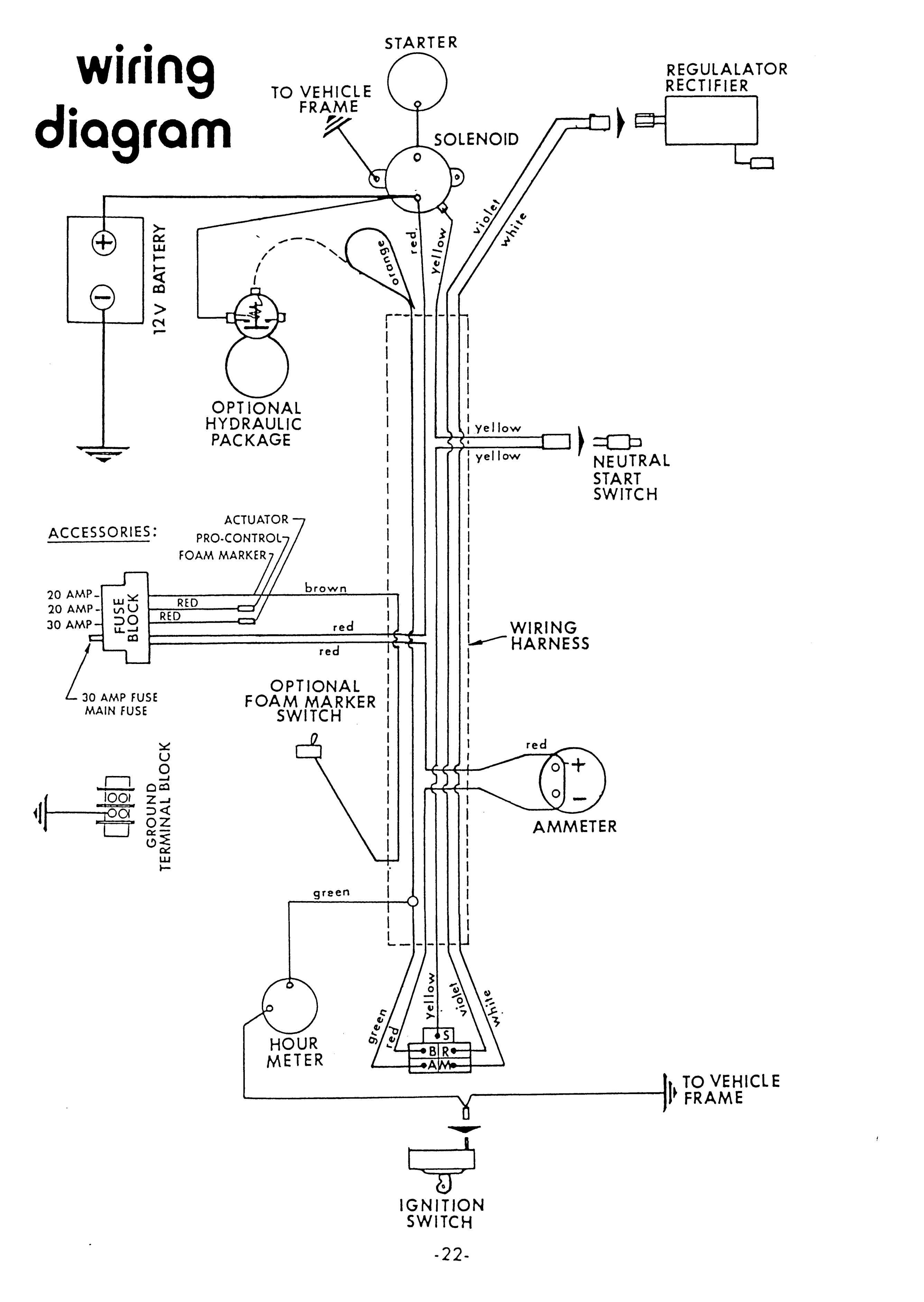 15 Wiring Diagram For Lawn Mower Kohler Engine