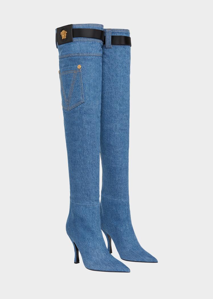 d926c31eab1b Denim Boots for Women | US Online Store in 2019 | BOOTS | Denim ...