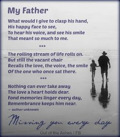 Missing My Tata Every Day Dad Pinterest Dads Miss You Dad