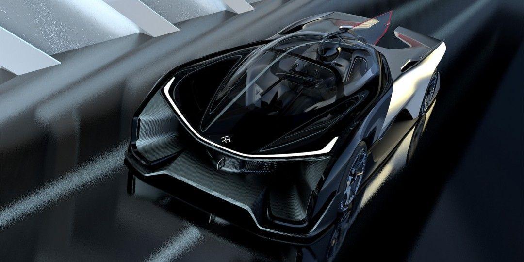 Faraday Future Faradayfuture Faraday Future Tesla Electriccars Electric Supercars Conceptca Automovil Conceptual Coche Del Futuro Auto Concepto
