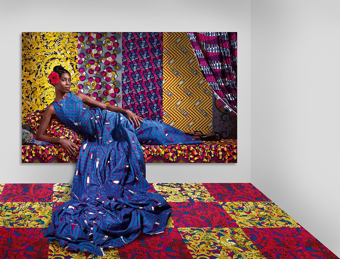 The Campaign – Vlisco Inspire  by Freudenthal/Verhagen 2012/13
