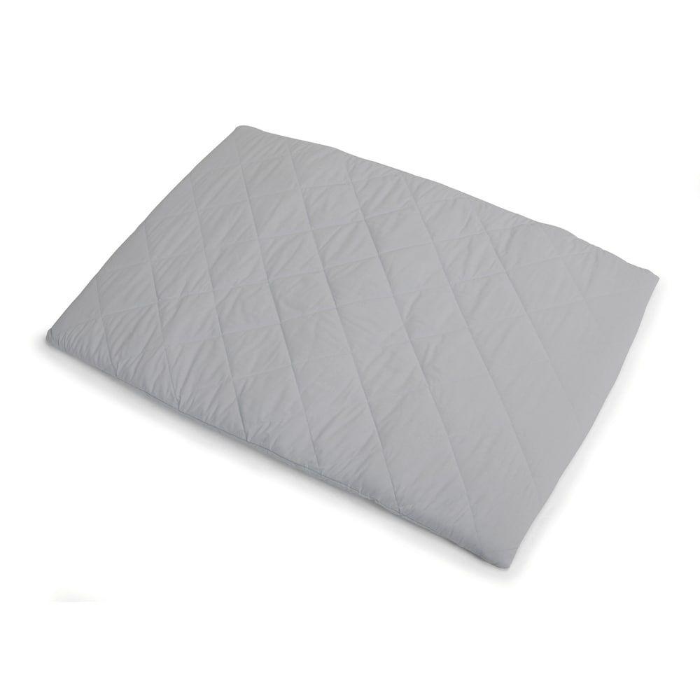 Graco Pack N Play Playard Quilted Sheet Pack N Play Pack Play Grey Stone