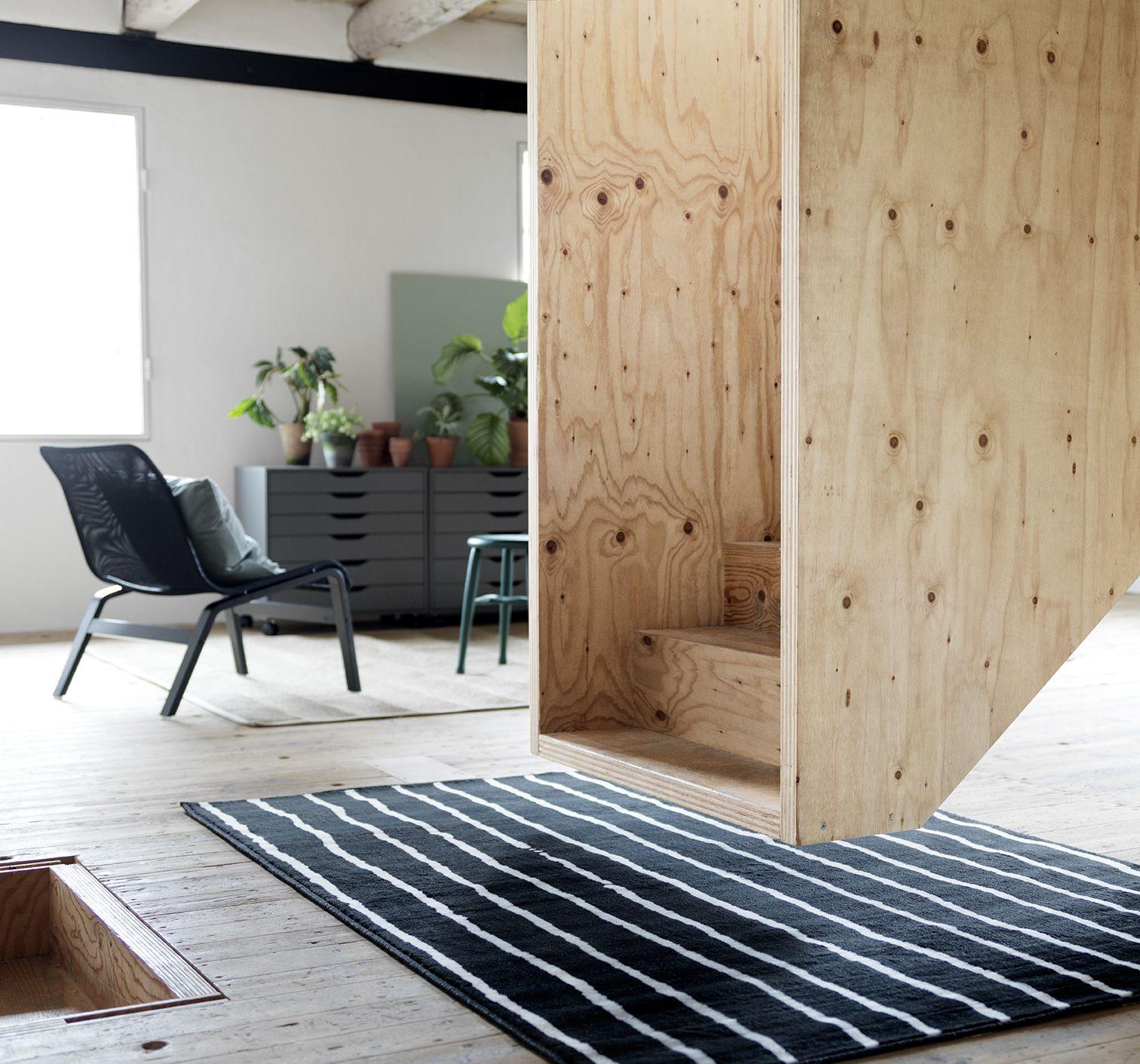Килимът лесно може да промени облика на стаята. И не само, може да се превърне в основния акцент на помещението.  http://www.ikea.bg/textiles/rugs/Large-and-medium-rugs/60386/86544/