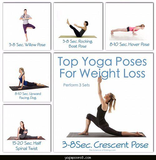 Nice Easy Yoga Routine For Weight Loss