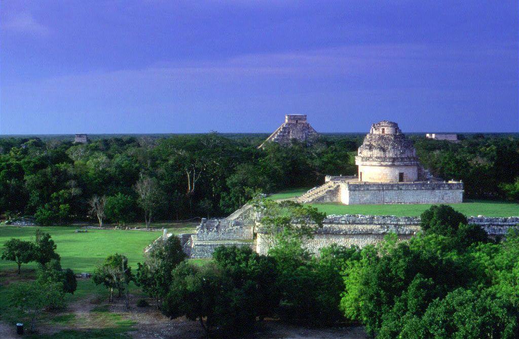 Chicken Itza - Yucatan - Mexico