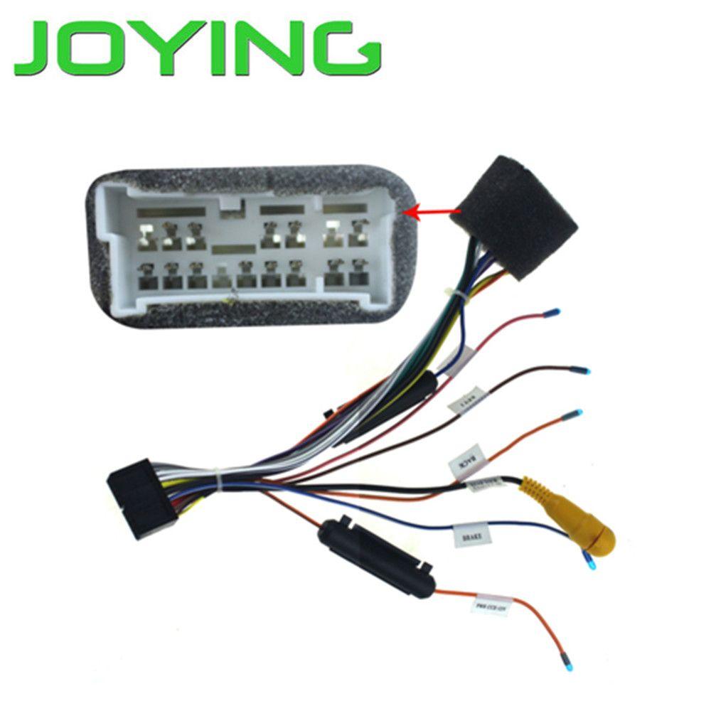 Joying Wiring Harness For Hyundai Only For Joying Device Car Radio Dvd Player Head Unit