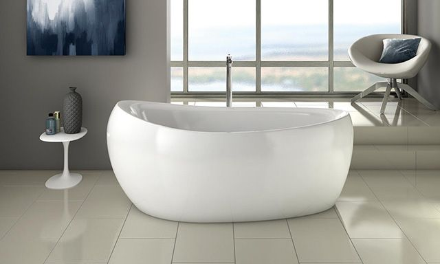 Baignoire Ilot Jacuzzi Cosi Espace Aubade Bath