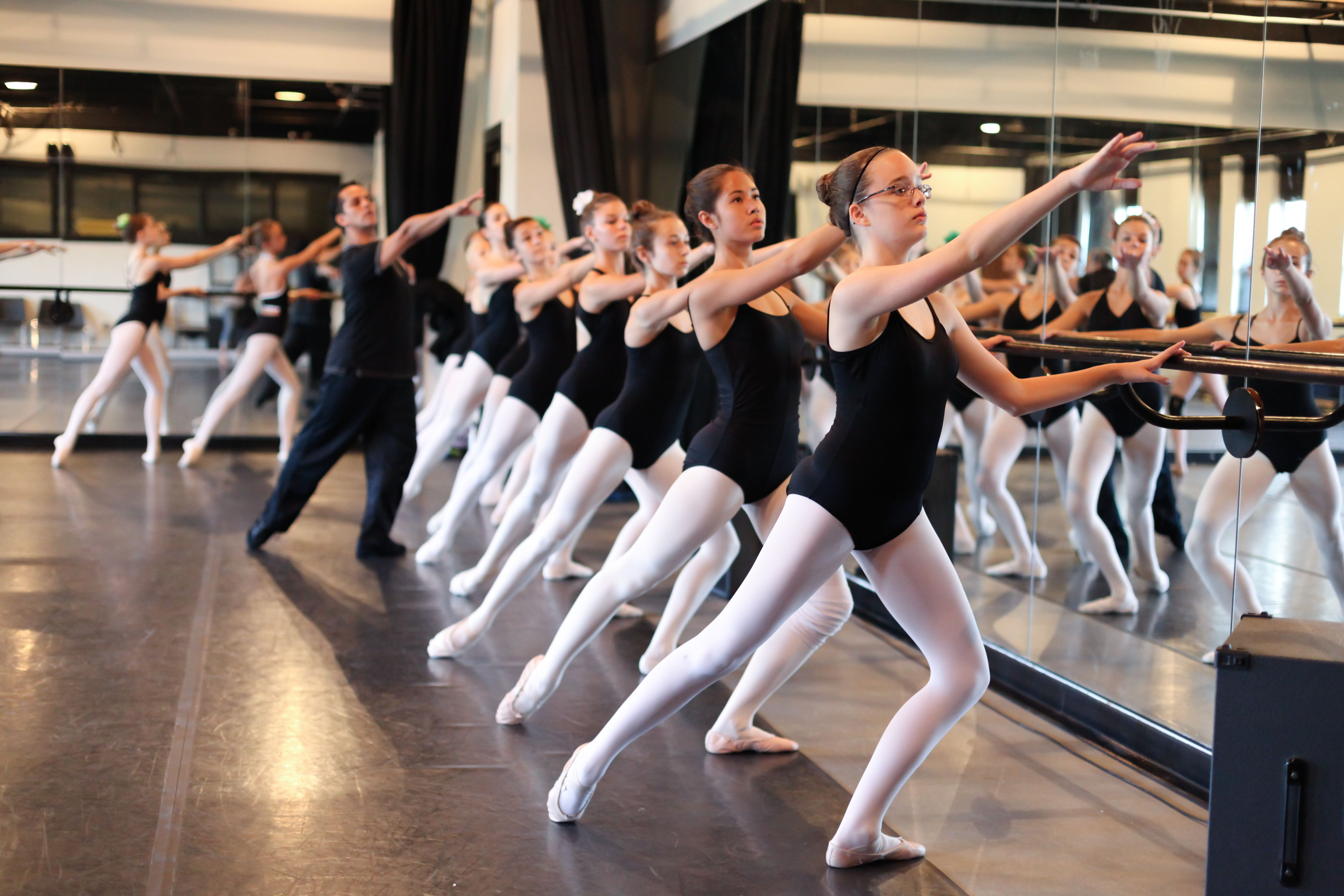 2013 Lincoln Midwest Ballet Company Dance Camp # ...