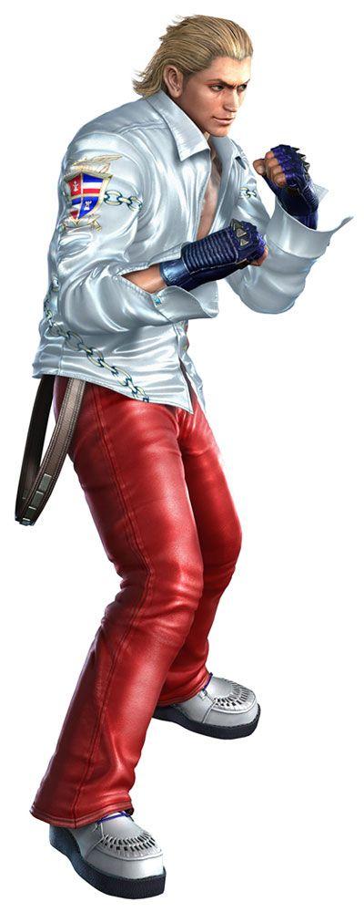Tekken 5 Screenshots Images And Pictures Giant Bomb Steve