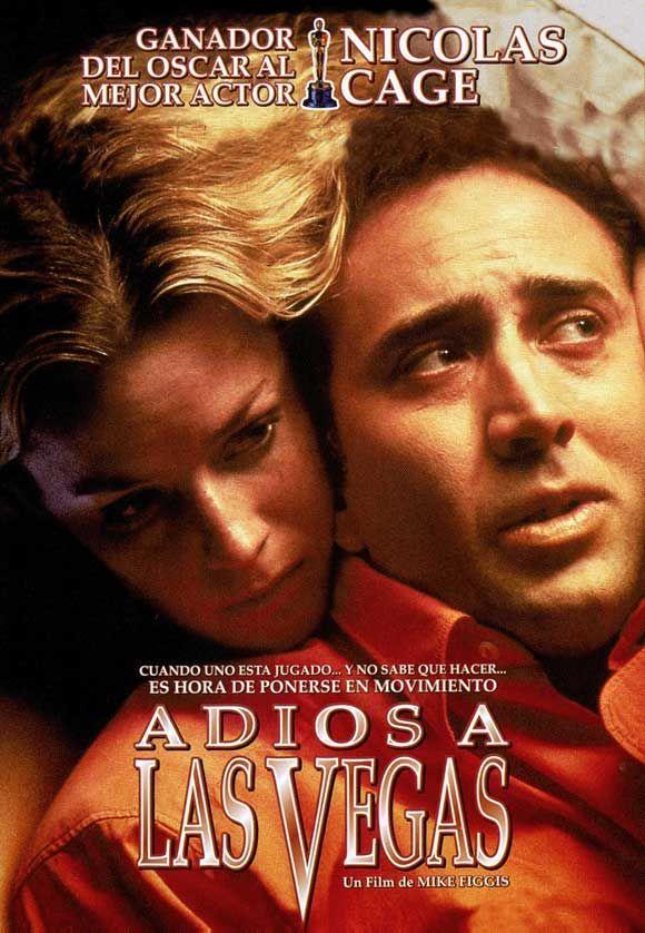 Leaving Las Vegas Leaving Las Vegas Nicolas Cage Movies Movie Posters