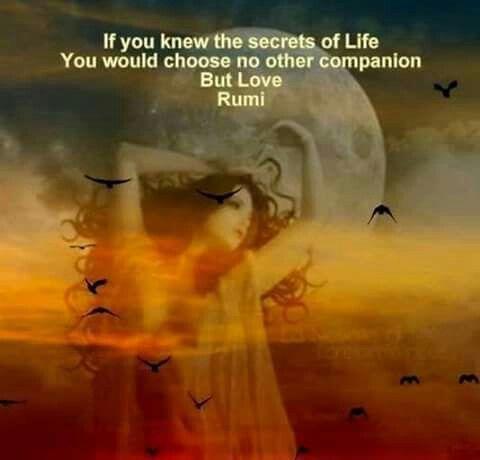 Rumi What He Said Newrules Love Is Understanding Love Flows