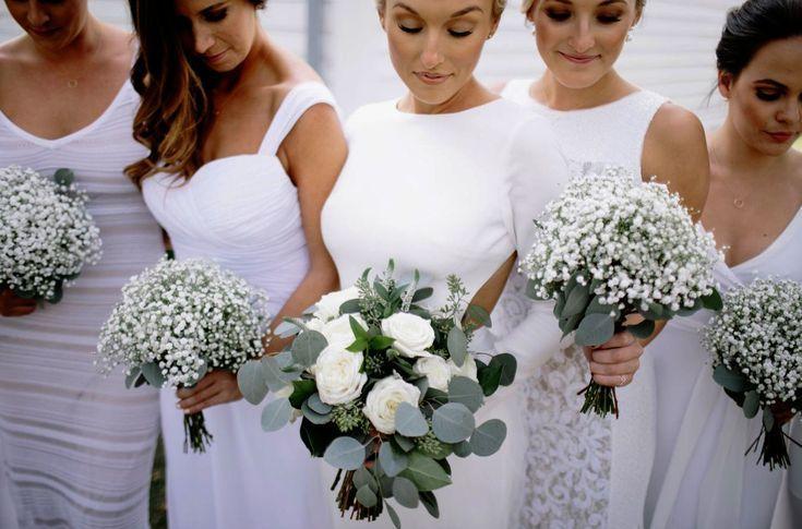 Hochzeitsblumen kosten Melbourne ein Hochzeitshaarschmuck