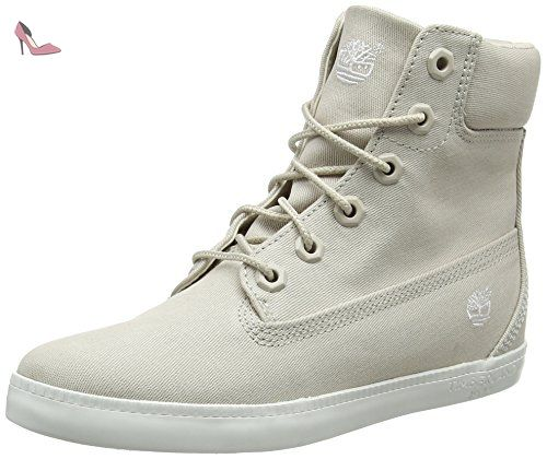 Timberland Newport Bay 6 In Canvasbtrainy, Bottes Classiques