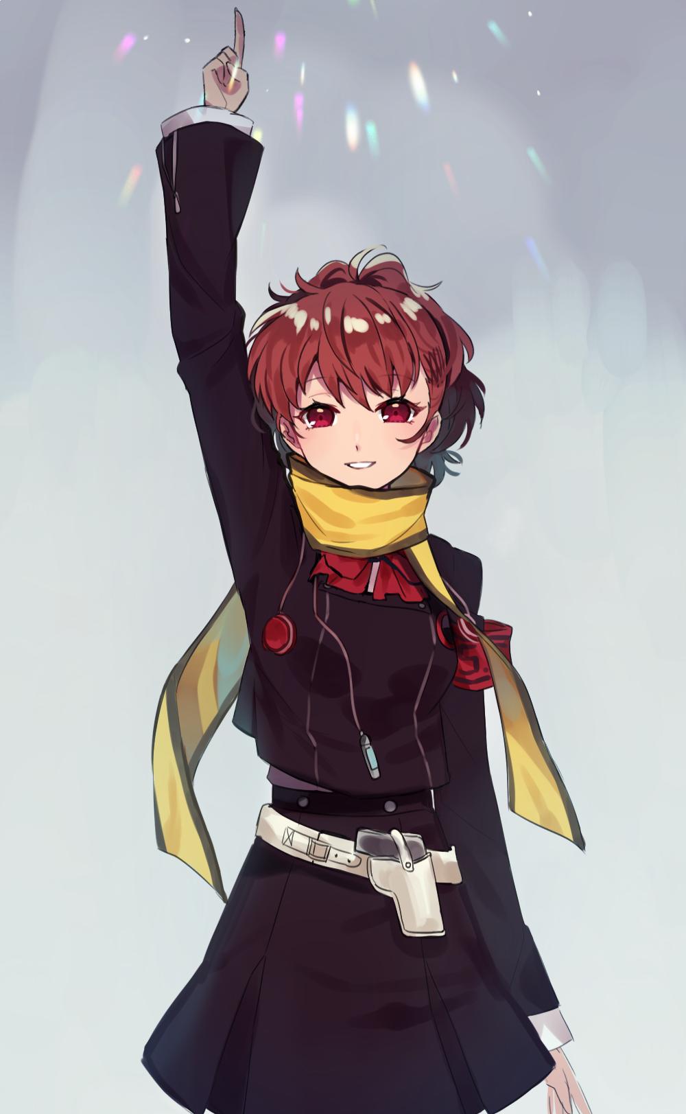 뵤루💤 on Twitter Persona crossover, Persona 5, Persona 5 anime