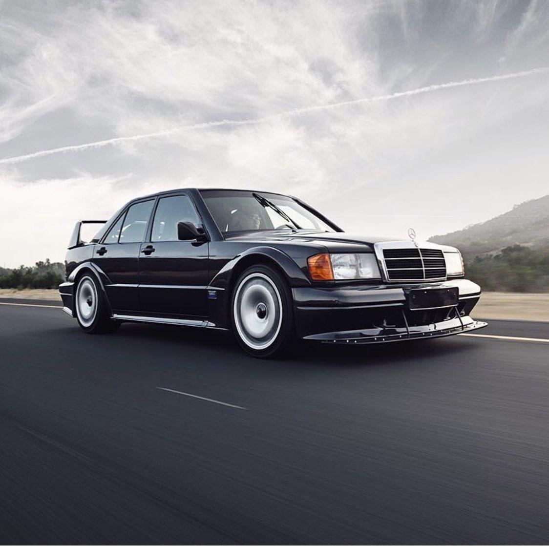 Mercedes 190e 2 5 16 Evo 2 Mercedes Benz 190e Mercedes 190