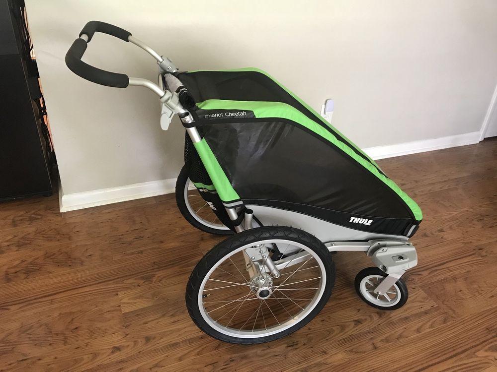 Thule Chariot Cheetah MultiSport Child Stroller Bike